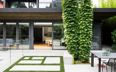 A renovated 1920s home intrinsically linked to the outdoors