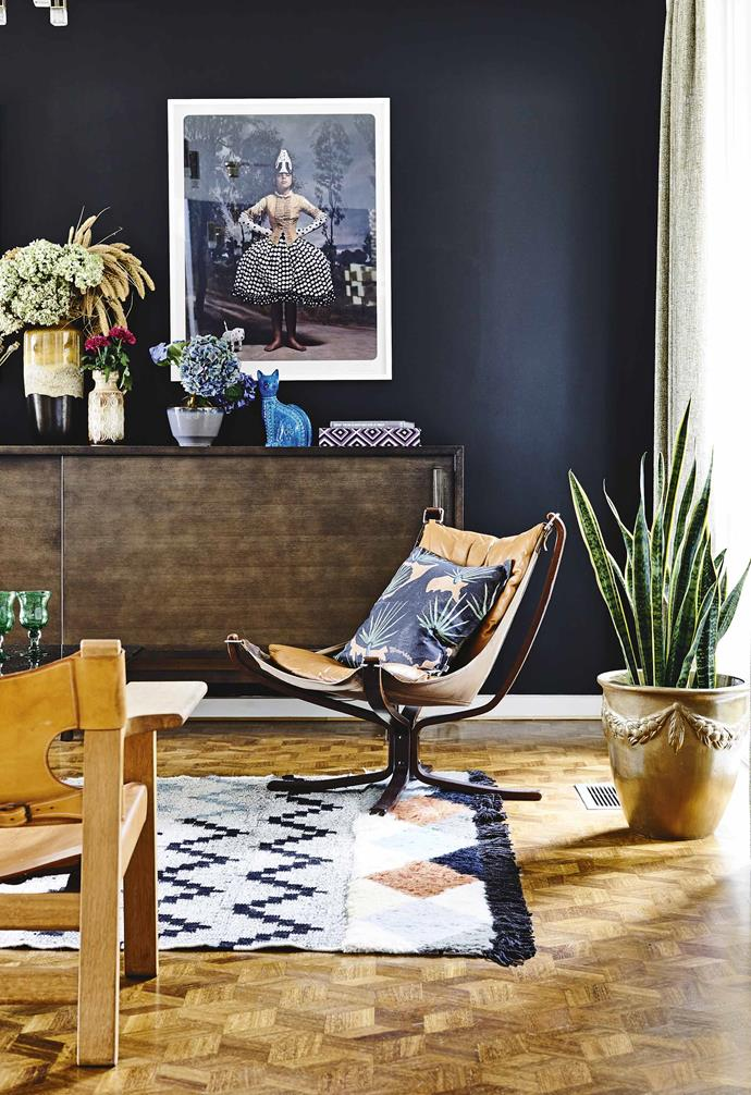"In the [eclectic 70s-style home of Katie Graham](https://www.homestolove.com.au/home-tour-a-richly-decorated-70s-villa-18029|target=""_blank""), the founder of [The Family Love Tree](https://thefamilylovetree.com.au/