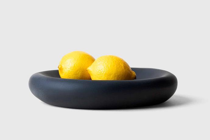 "Tina Frey large serving bowl, $220 USD, [Marie Kondo](https://shop.konmari.com/collections/tabletop-entertaining/products/konmari-table-tina-frey-large-serving-bowl target=""_blank"" rel=""nofollow"")."
