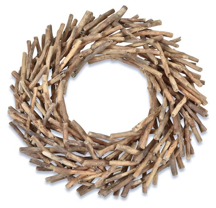 "'Nol' Xmas Wood wreath, $39, from [April & Oak](https://aprilandoak.com.au/noel-xmas-wood-wreath-min2?gclid=Cj0KCQiA5dPuBRCrARIsAJL7oej6fi7WFAca347_Vveu7DikU5zCzbyQudub-5YsZ0P-DWfbhBdh6sYaAiC4EALw_wcB|target=""_blank""|rel=""nofollow"")"