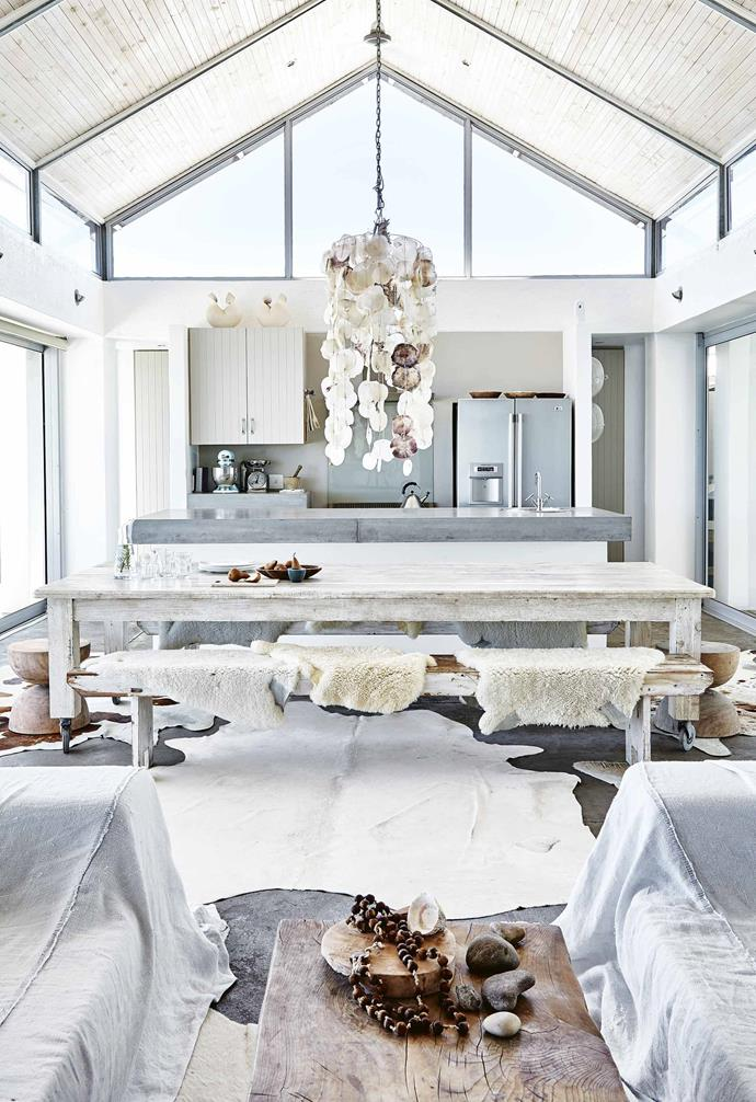 """""""I wanted a U-shaped [courtyard house](https://www.homestolove.com.au/internal-courtyards-19415