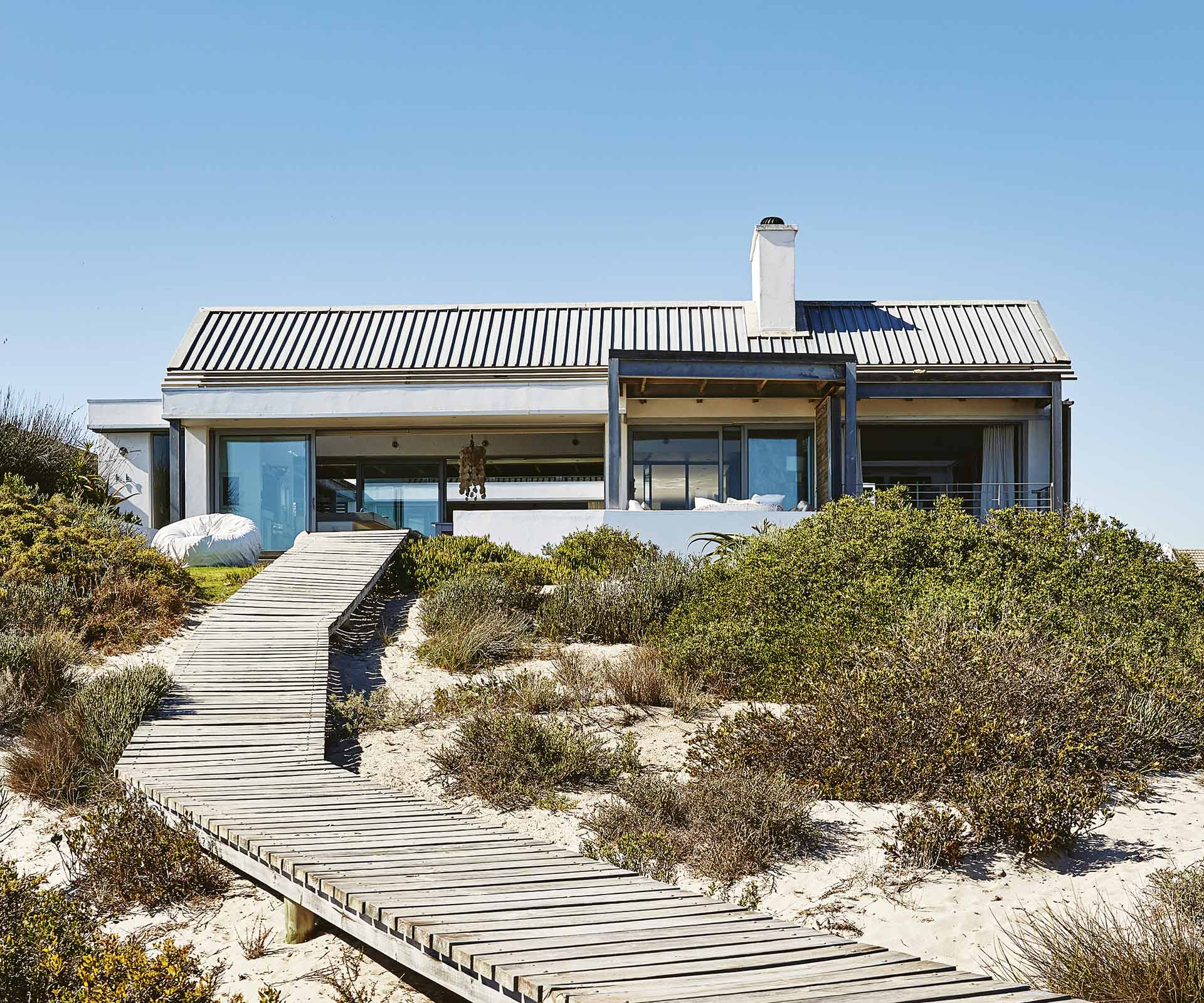 A Cape Town beach house that perfects coastal style | Inside Out