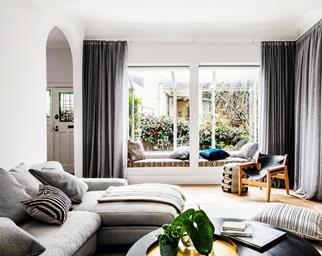 Natural sofas and couches