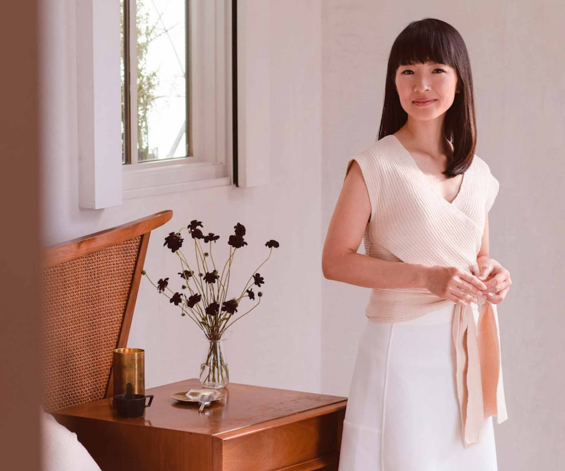 Marie Kondo's store is full of homewares that will spark joy | Homes To Love