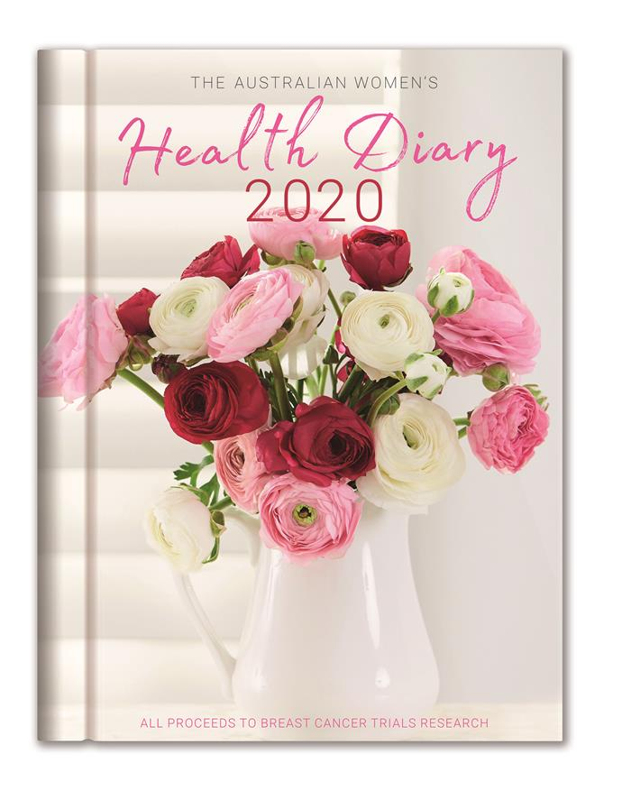 "*Breast Cancer Trials*' annual Women's Health Diary is the perfect gift for your loved one, friend, colleague or even YOU, to prepare perfectly for 2020! When you buy the diary, you will be helping 53 people diagnosed with breast cancer every day with proceeds going towards trials that save lives. Since its first edition in 1999, the diary has raised $15.3 million in donations to support breast cancer trials research.  <br><br> 2020 Australian Women's Health Diary , $18.95 at [Breast Cancer Trials](https://www.breastcancertrials.org.au/webforms/diary-preview|target=""_blank""