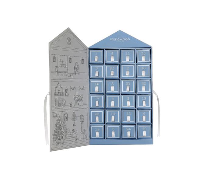 "Wedgwood Christmas advent calendar 2019, $849, from [David Jones](https://www.davidjones.com/brand/wedgwood/home-decorating/22500720/Christmas-Advent-Calendar-2019.html|target=""_blank""|rel=""nofollow"")"
