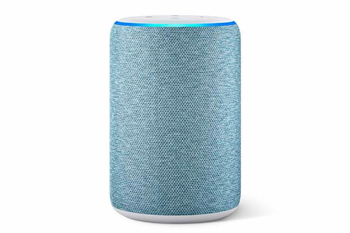 """**Echo (3rd gen) smart speaker with Alexa, $$99 (originally $149), [Amazon](https://www.amazon.com.au/s?bbn=4974331051&rh=n%3A4974331051&qid=1574641751&ref=lp_2496748051_ex_n_1