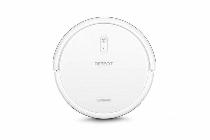 """**Ecovacs Deebot N79T vacuum sweep cleaning robot, $233.60 (originally $292), [eBay](https://www.ebay.com.au/itm/Ecovacs-Deebot-N79T-Vacuum-Sweep-Cleaning-Robot-Auto-Recharging-App-Control-New/362407154955?hash=item546126550b%3Ag%3A9dkAAOSwI2xbZ%7EYI&_trkparms=%2526rpp_cid%253D5dc15d727a37a1726f851606