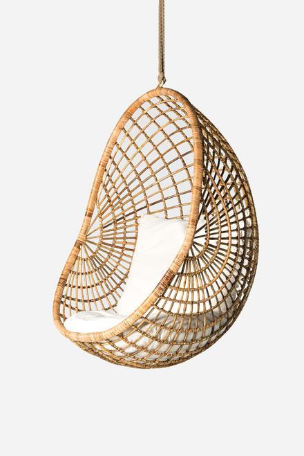 "Cubique Pod Chair, $1049, [Zohi Interiors](https://zohiinteriors.com.au/cubique-pod-chair/|target=""_blank""|rel=""nofollow"")"