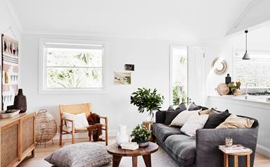 The Bails: a holiday cottage in the Byron Bay hinterland