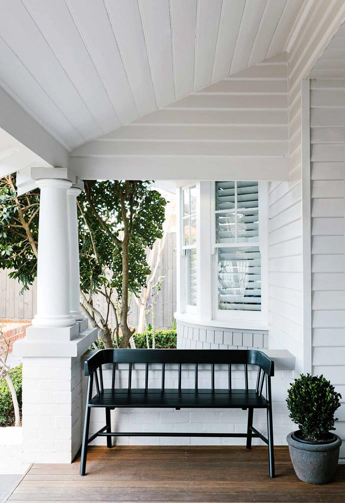 "**Verandah** A fresh coat of [Dulux](https://www.dulux.com.au/|target=""_blank""