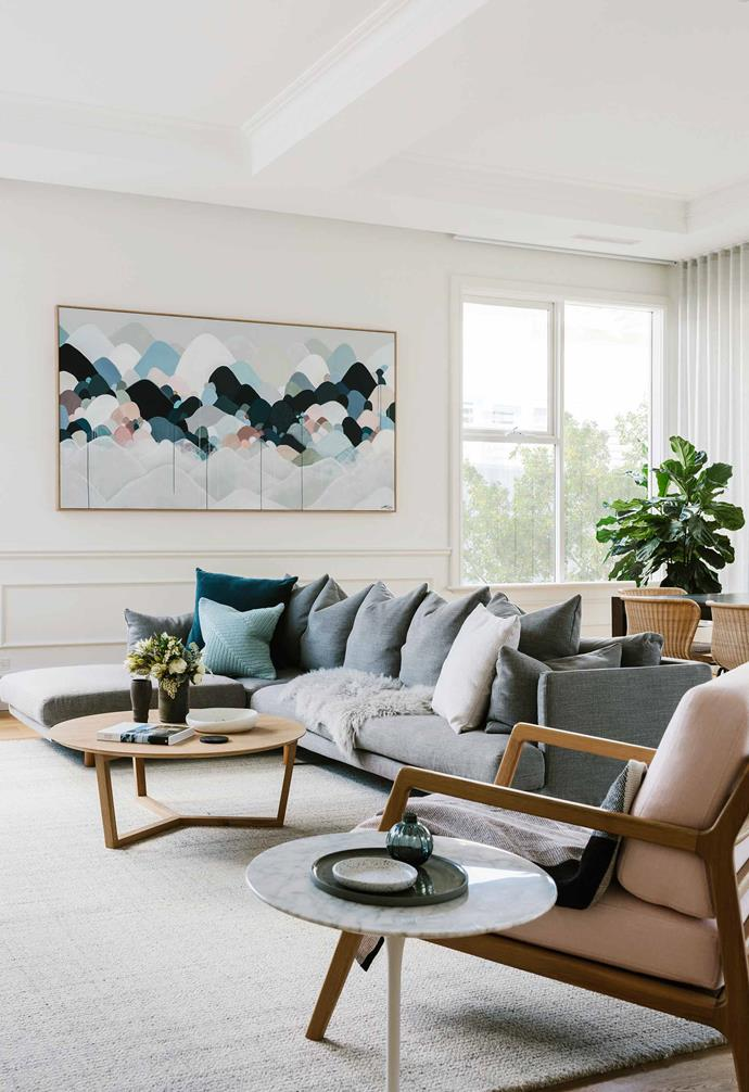 "**Living areas** Comfort takes top billing in the family living area, with a [Globewest](https://www.globewest.com.au/|target=""_blank""