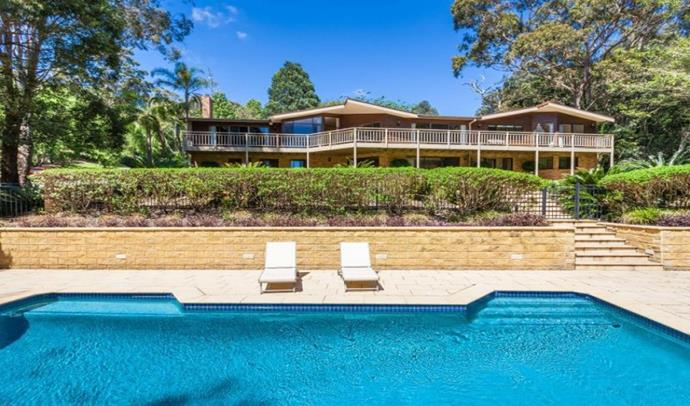 This private pool in Balgownie, NSW, is available for rent for $50 per hour.