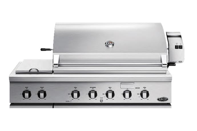 "DCS by Fisher & Paykel 'Professional Grill' BGB48-BQR-N built-in barbecue, $6499, [Winning Appliances](https://www.winningappliances.com.au/|target=""_blank""