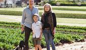 A family-run flower farm in Silvan, Victoria