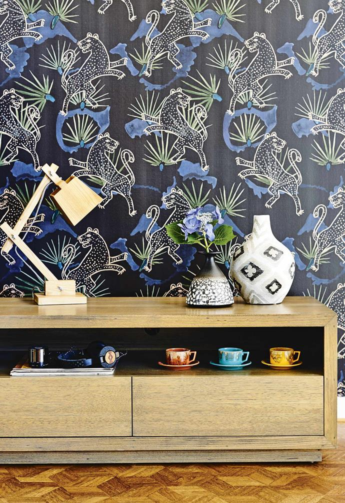 """After much thought, they plumped for the latter. """"It was the more cost-effective option,"""" says Katie, a former fashion stylist and costume designer who now runs homewares store [The Family Love Tree](https://thefamilylovetree.com.au/