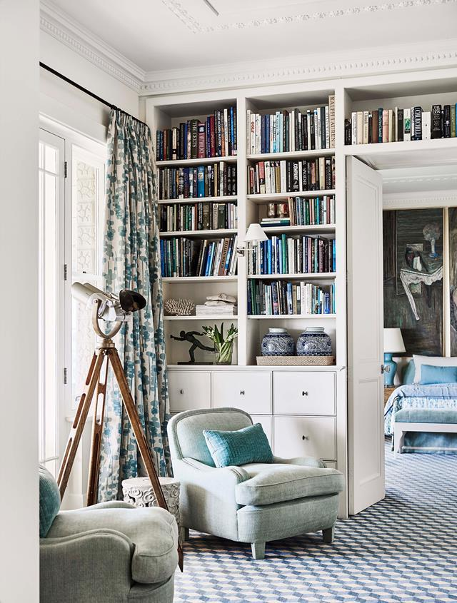 """Adelaide updated this [clifftop beach house](https://www.homestolove.com.au/clifftop-beach-house-hamptons-style-19414