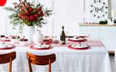 5 Christmas table centrepiece ideas