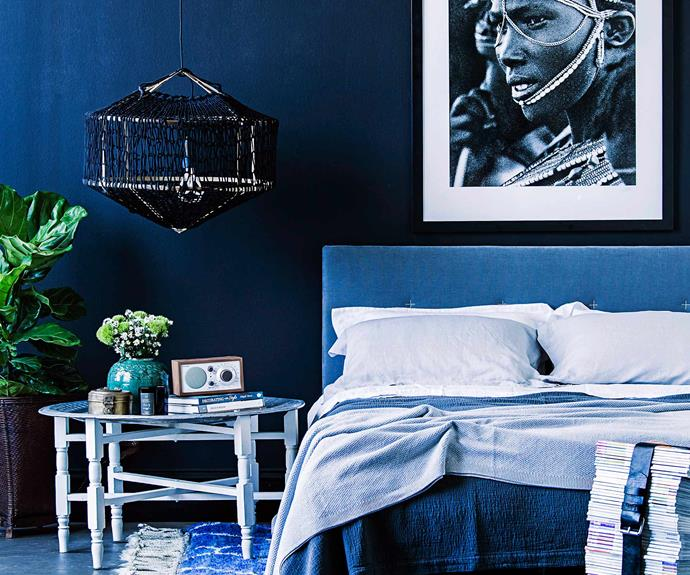 10 homes featuring Classic Blue – Pantone's Colour of the Year 2020