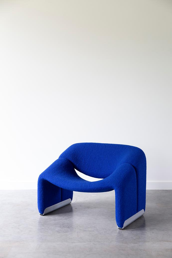 "Pierre Paulin Groovy Chair, POA, [Tigmi Trading](https://tigmitrading.com/products/pierre-paulin-groovy-chair-05?_pos=1&_sid=c58f45cd9&_ss=r|target=""_blank""