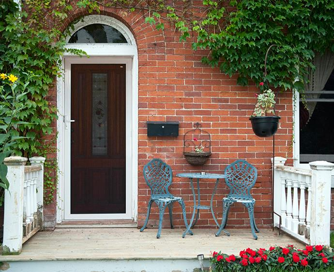 Wynstan's selection of Crimsafe Security Doors are available in a range of designs and colours, and work to elevate your exterior as well keep your home safe.
