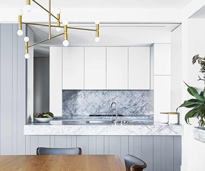 A Sydney home was given a contemporary family-friendly renovation