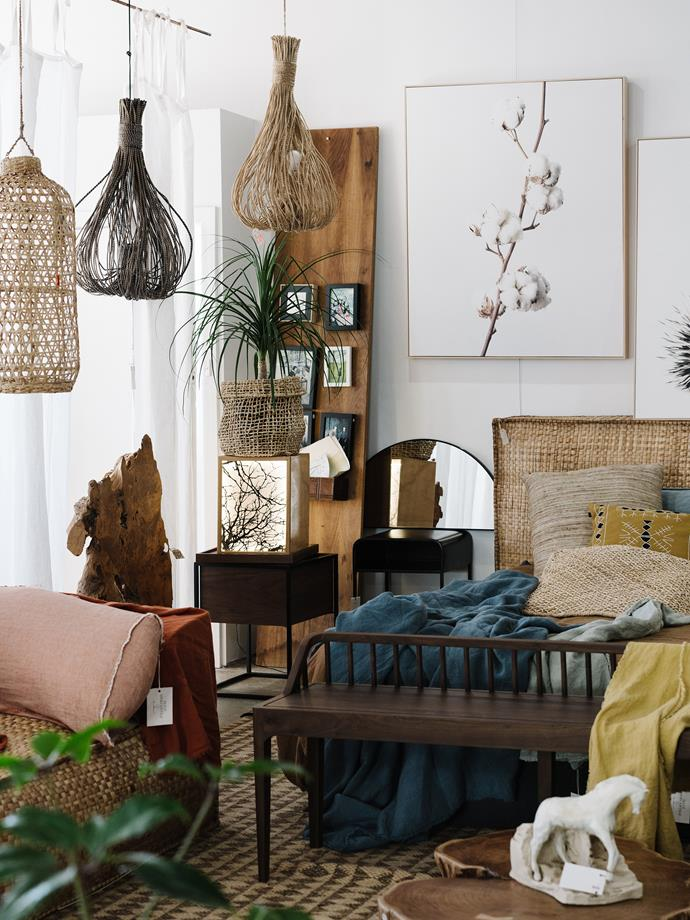 Cocoon Designs is a one-stop shop for beautiful homewares, art and furniture.