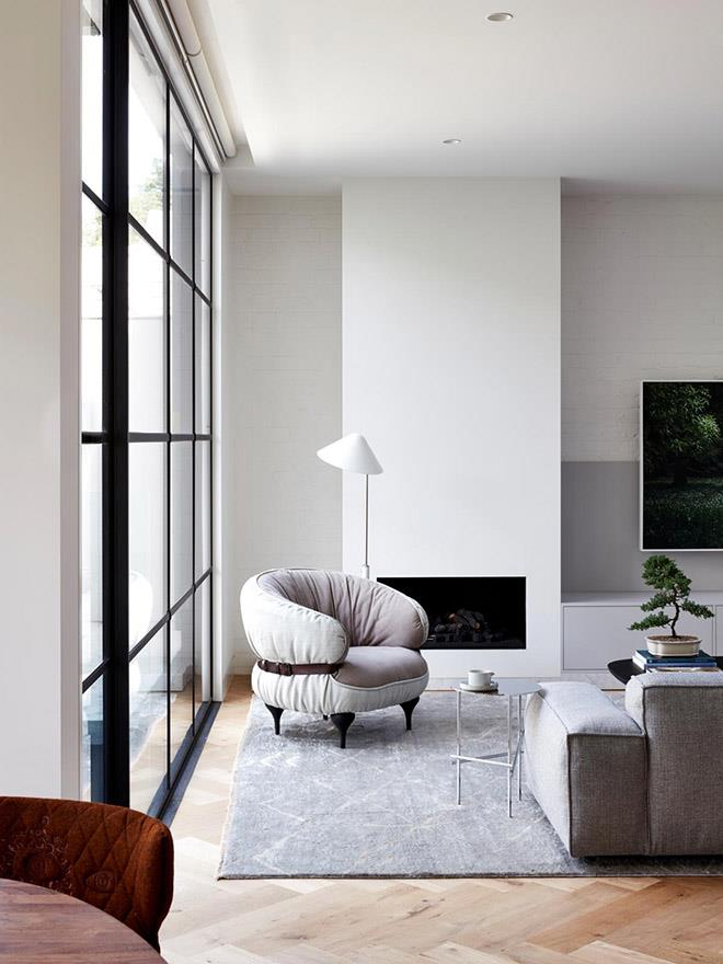 Melbourne home by Mim Design. Photograph by Sean Fennessy. From *Belle* August/September 2019.