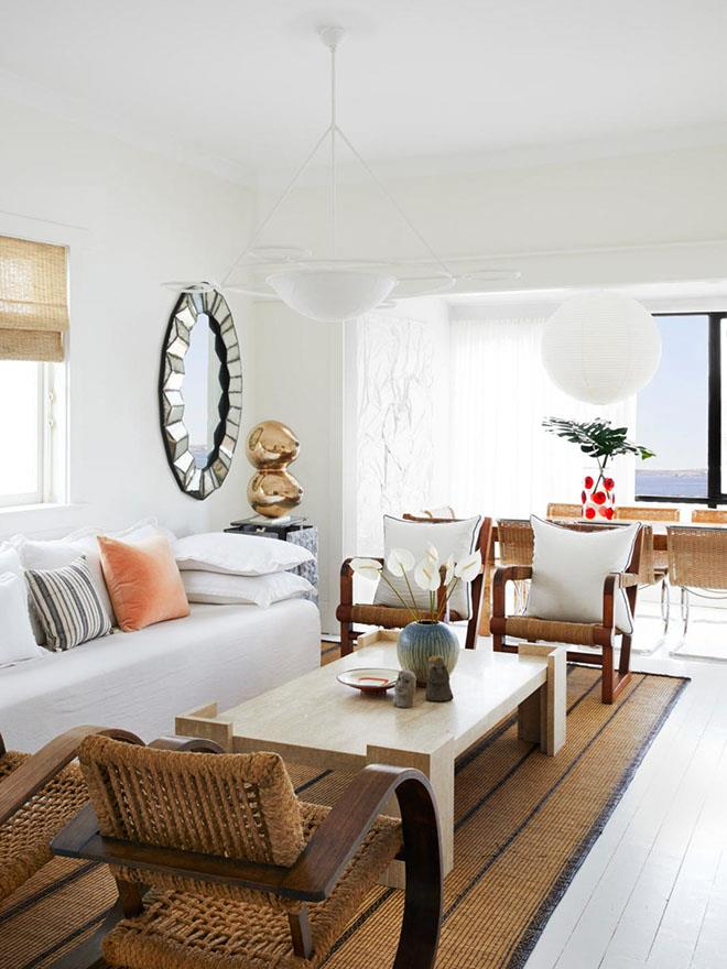 Sydney home by Tamsin Johnson. Photograph by Dave Wheeler. From *Belle* November 2019.
