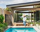 A mid-century modern style house in Geelong that's perfect for the whole family