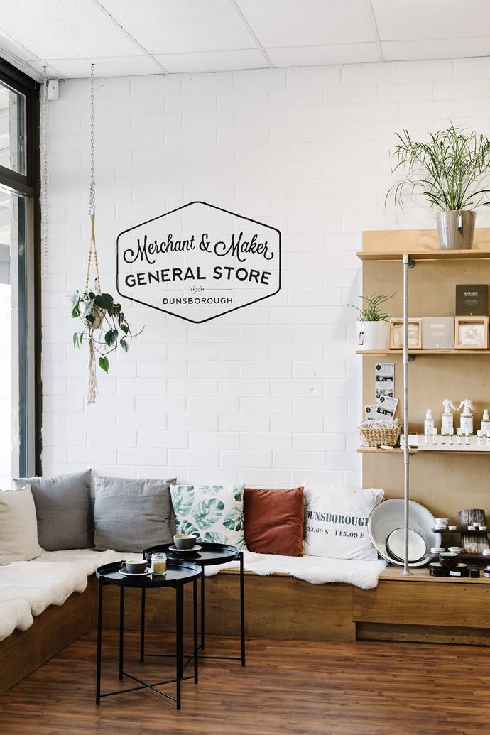 Merchant & Maker is a community hub in Dunsborough.