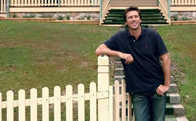 Cricket star Glenn McGrath's country childhood