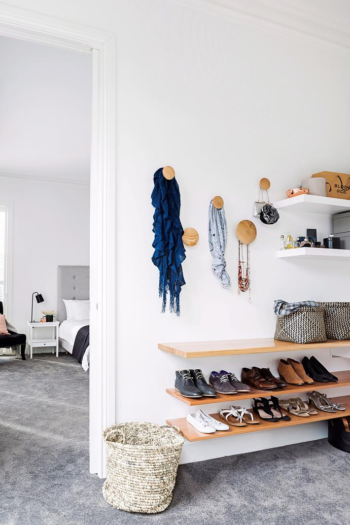 If you have them room, a station like this in your wardrobe or bedroom will change your life.