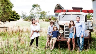 When bushfires raged around her Adelaide Hills home, Kate Brew's life became both hazy and crystal clear