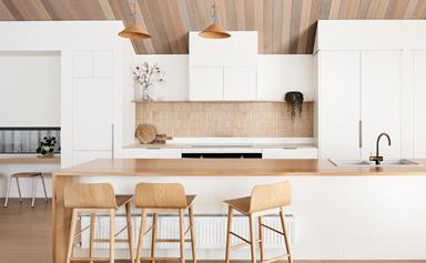 A Scandinavian style beach house on the Great Ocean Road