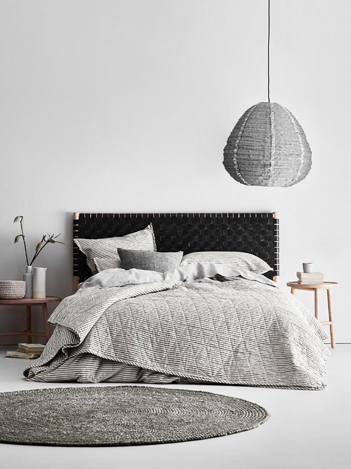 "**AURA HOME** <br> Aura Home is a premier designer bedlinen and homewares brand that has become synonymous with quality. They design and create a range of rich, textured pieces that bring contemporary style and luxury to any home. <br> *[aurahome.com.au](https://www.aurahome.com.au/|target=""_blank""