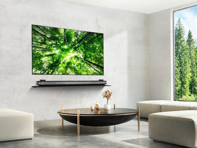 "**[LG Wallpaper Design QLED series, from $9499](https://www.lg.com/au/tvs/lg-OLED65W8PTA|target=""_blank""