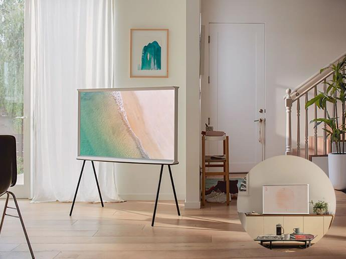 "**[Samsung Serif QLED TV, from $1749](https://www.samsung.com/au/tvs/the-serif-ls01r-global/QA43LS01RAWXXY/|target=""_blank""