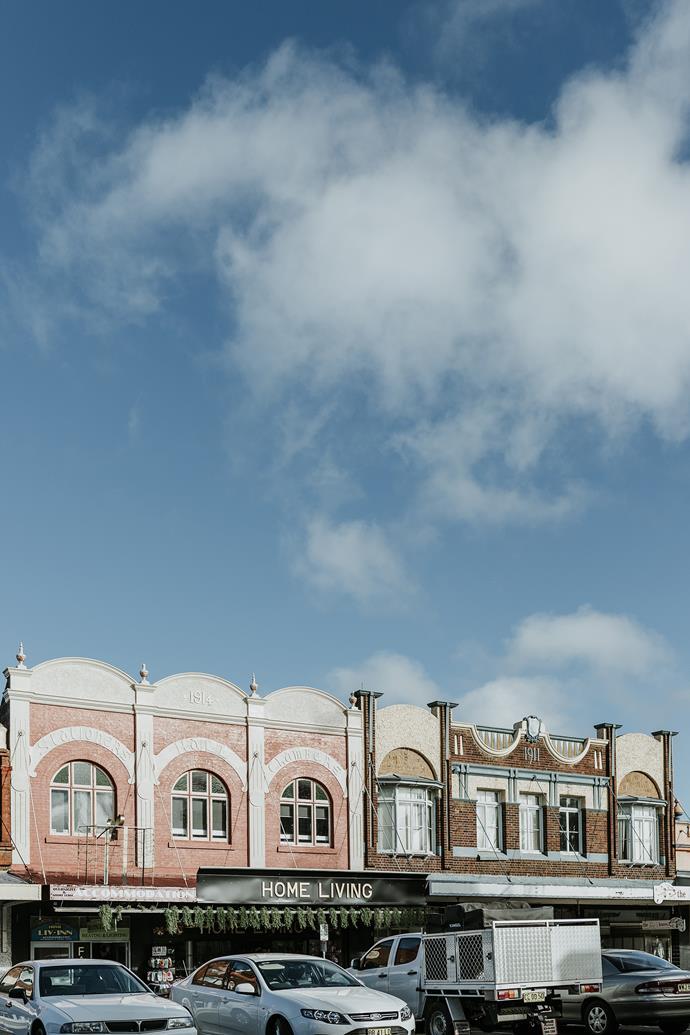 Glen Innes town centre.