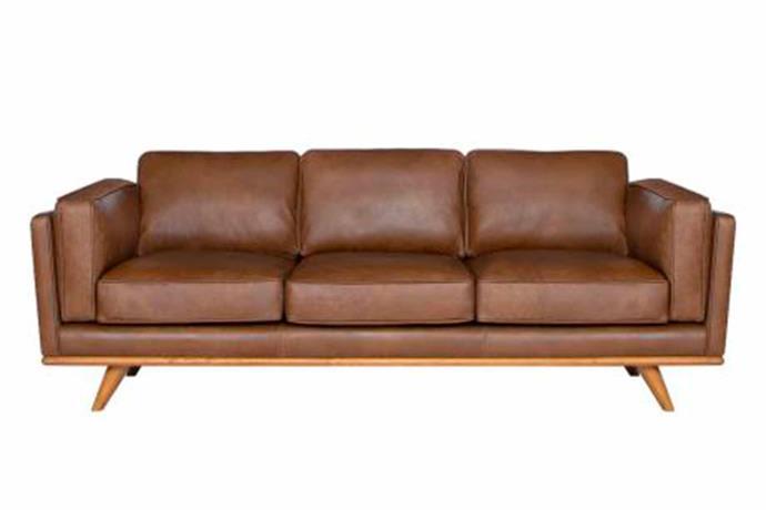 "**Dahlia 3-seater leather sofa, $2899, [Freedom](https://www.freedom.com.au/furniture/living-room/sofas/23534650/dahlia-3-seat-leather-sofa?reflist=sofas|target=""_blank""|rel=""nofollow"").**"
