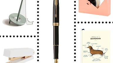 Beautiful stationery items to elevate your desk space