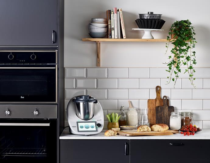 The Thermomix TM6 has 20 different functions.