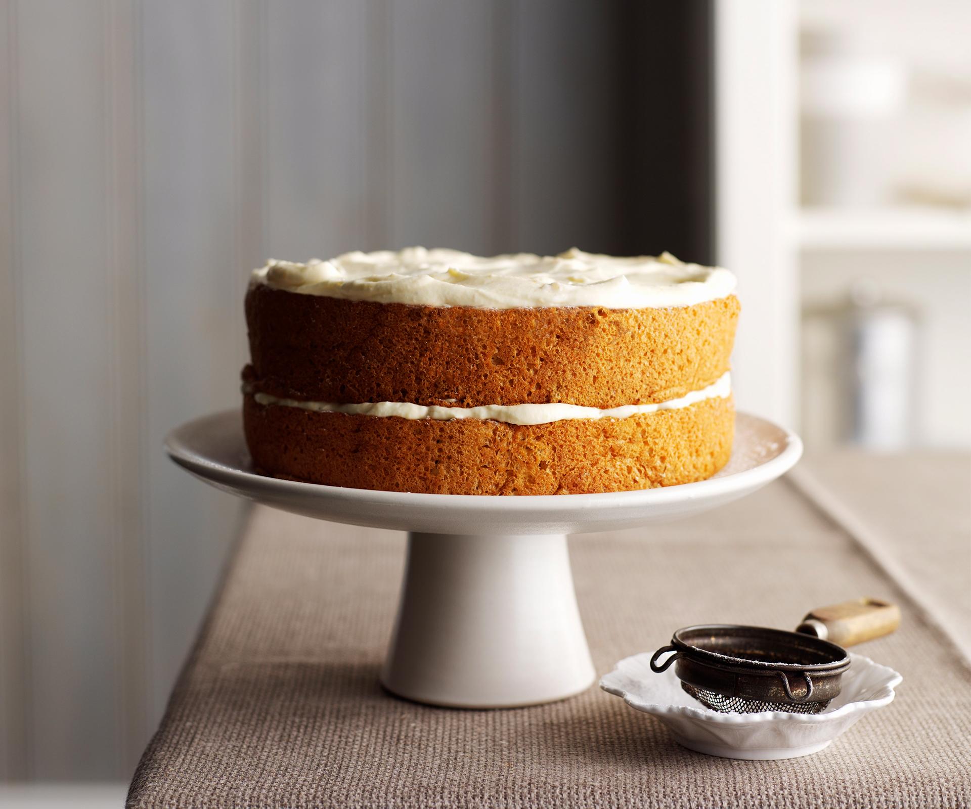 Sponge cake recipe: how to make the perfect sponge cake