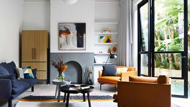 A Victorian brick terrace's modern transformation