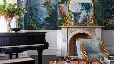 Glamorous makeover of an 1880s terrace