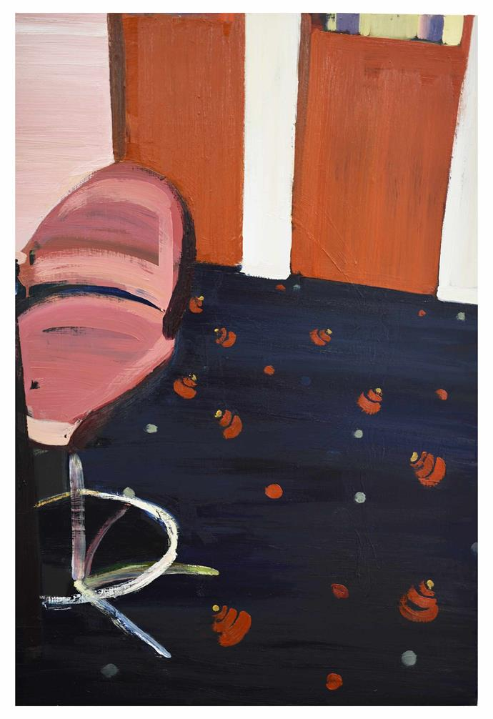 "**Holly Greenwood; Painter, Sydney**<br><br>Growing up in a creative family, Holly Greenwood was exposed to the arts from a young age. ""I have always been curious about how other people live,"" she says, ""and have often been drawn to a more unconventional view of beauty."" <br><br>This view has long informed her artistic practice, as seen in her latest collection of works, titled 'The Time Between'. Holly has drawn inspiration from the stark yet intimate scenes of Australia's clubs and pubs ""with their faded and dusty beauty, reflective of a time when people sought refuge in a community and could let their guard down."" <br><br>*Her expressive and moody pieces, priced from $3400 and available through Sydney's Olsen gallery, find beauty in the mundane and demonstrate her commitment to authenticity. Visit [olsengallery.com](https://www.olsengallery.com/