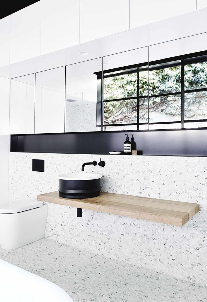 """**Bathroom/laundry** Diamond marble mosaics from [Academy Tiles](https://www.academytiles.com.au/
