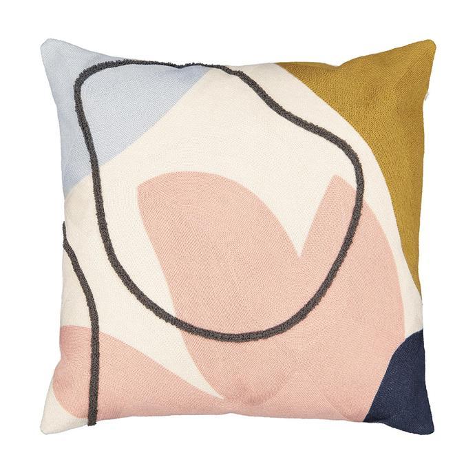 "[Roxie cushion, $12](https://www.kmart.com.au/product/roxie-cushion/2845805|target=""_blank""|rel=""nofollow"")"
