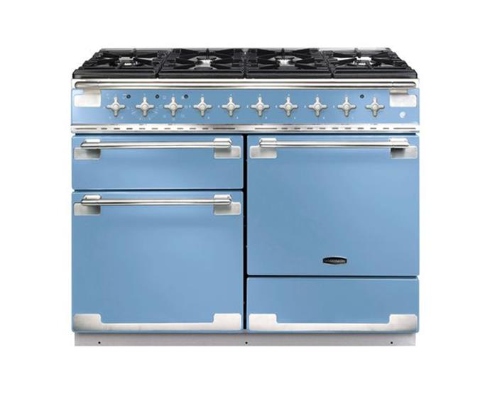 "Falcon Elise Range Cooker 110cm, $12,594 at [Andi-Co Australia](https://www.andico.com.au/products/falcon/elise-110cm-dual-fuel-range-cooker-els110df/|target=""_blank""