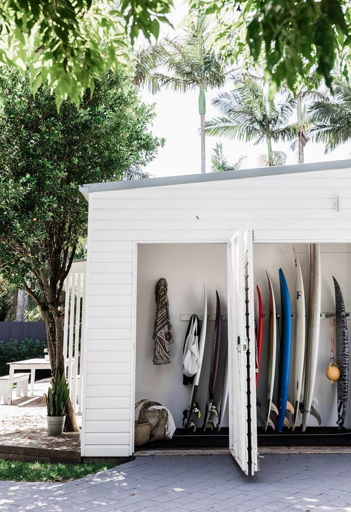 Depending on what you're planning on using your garden shed for, you may opt for a different array of storage and furnishing options.